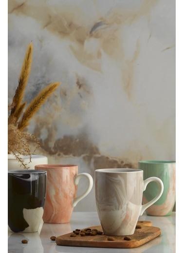 Kütahya Porselen Lima Mug Mix Hypnose Renkli